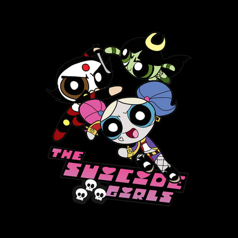 The Power Puff Suicide Girls