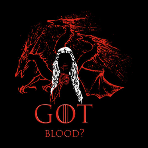 Game Of Thrones GOT Blood Dragons