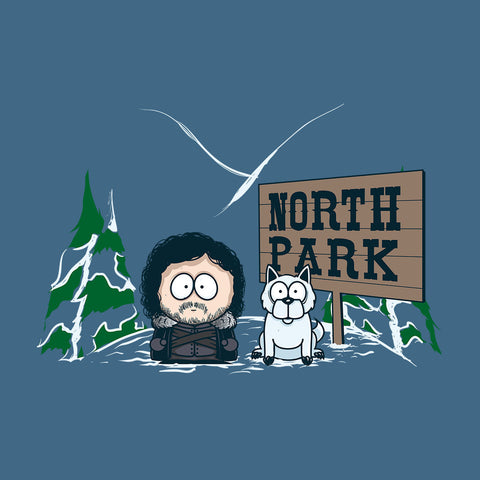 North Park Jon Snow South Park Game of Thrones