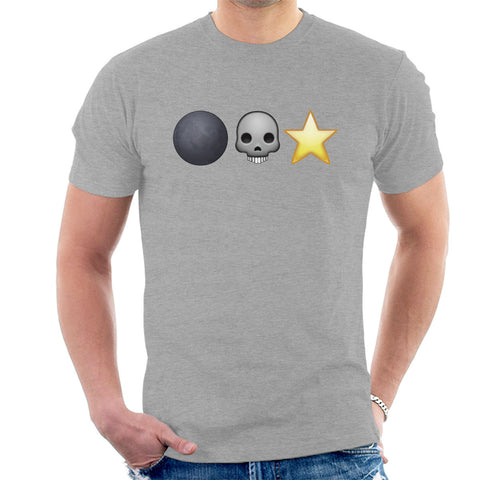 Emoji Death Star