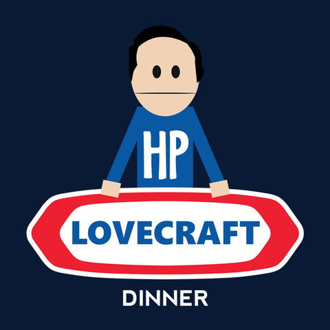 HP LovecCraft Dinner South Park