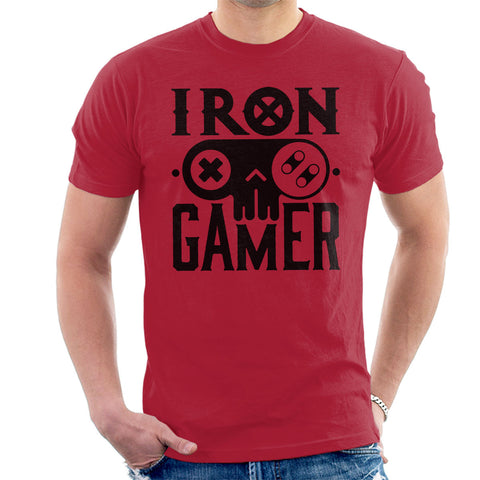 Iron Gamer Retro Nintendo