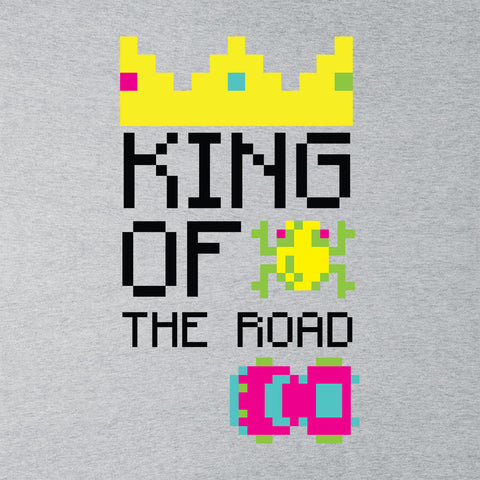 King Of The Road Frogger White