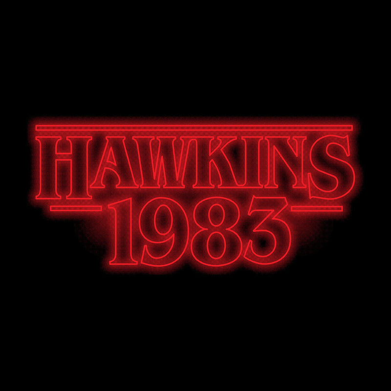 Hawkins 1983 Stranger Things Men's Varsity Jacket by Stationjack - Cloud City 7