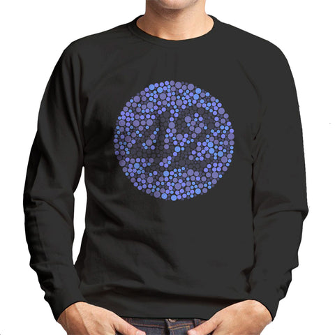 42 Blind Test The Hitchhikers Guide To The Galaxy Men's Sweatshirt