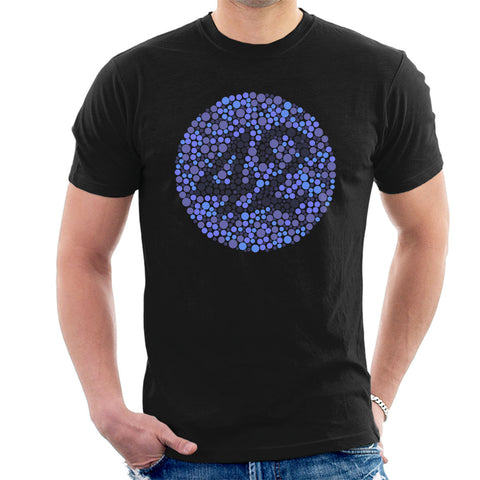 42 Blind Test The Hitchhikers Guide To The Galaxy Men's T-Shirt