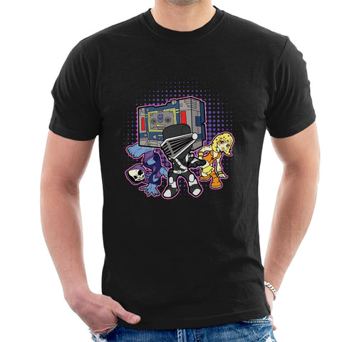 80s Cartoon B Boys And Girl Men's T-Shirt
