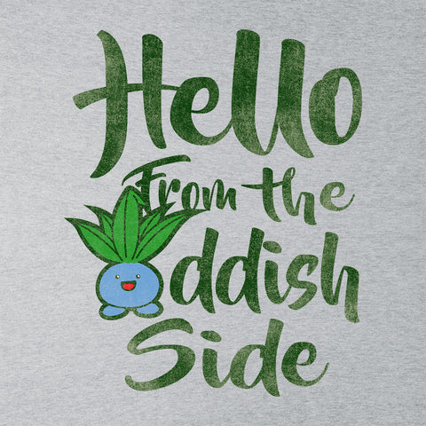 Hello From The Oddish Side Pokemon