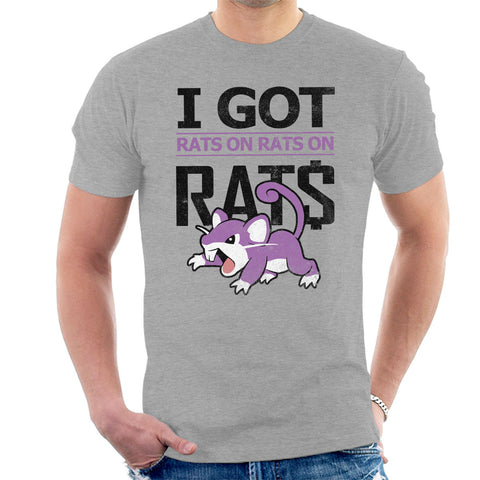 I Got Rats On Rats On Rats Rattata Pokemon Black