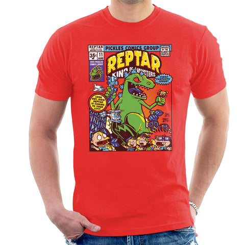 Reptar King Of Monsters Rugrats
