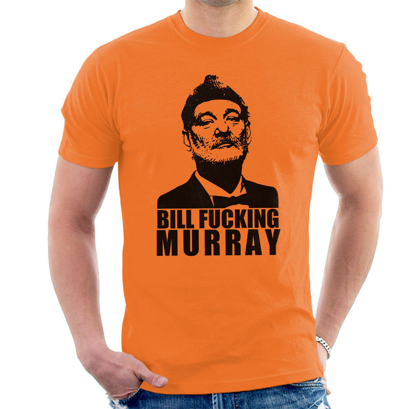 Bill Fucking Murray Men's T-Shirt by Karlangas - Cloud City 7