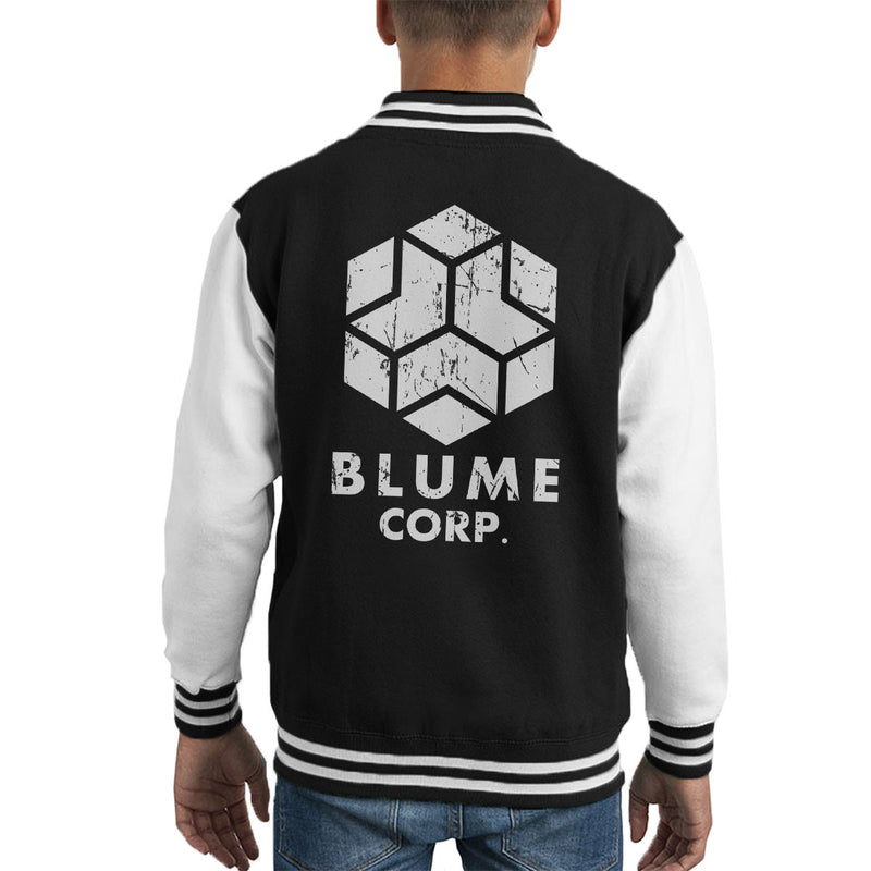 Blume Corp Watchdogs Kid's Varsity Jacket
