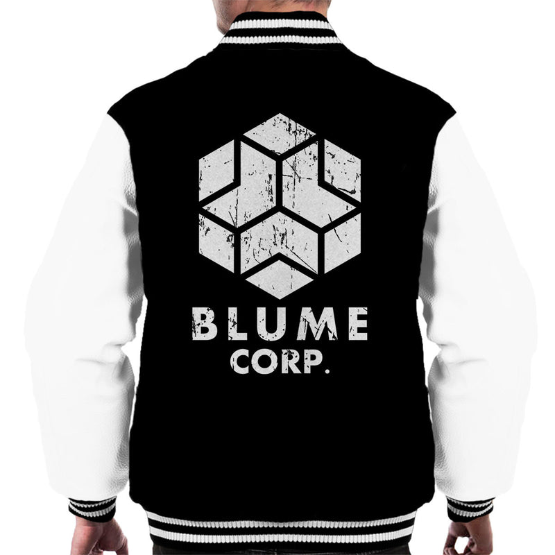 Blume Corp Watchdogs Men's Varsity Jacket by Karlangas - Cloud City 7