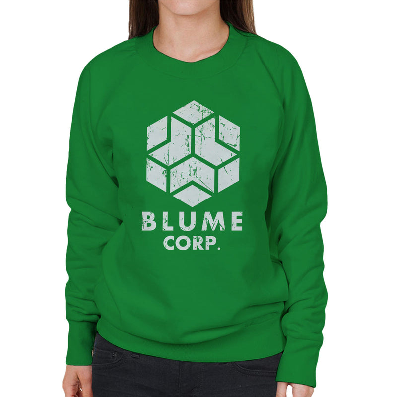Blume Corp Watchdogs Women's Sweatshirt by Karlangas - Cloud City 7