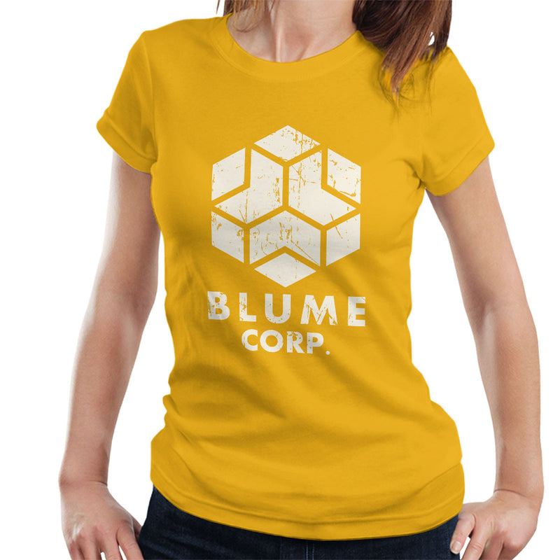 Blume Corp Watchdogs Women's T-Shirt by Karlangas - Cloud City 7