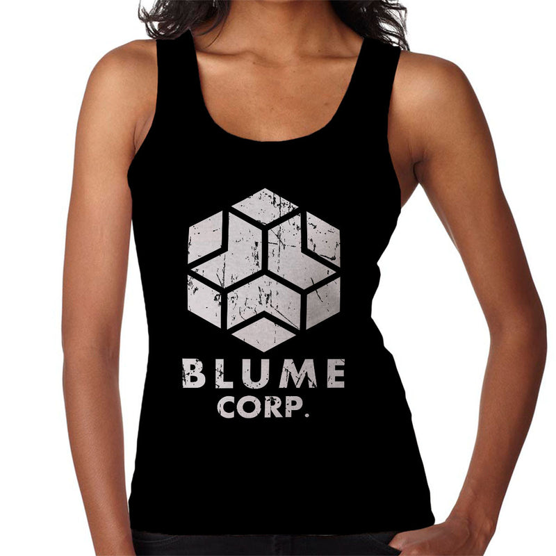 Blume Corp Watchdogs Women's Vest by Karlangas - Cloud City 7