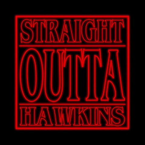 Outta Hawkins Stranger Things