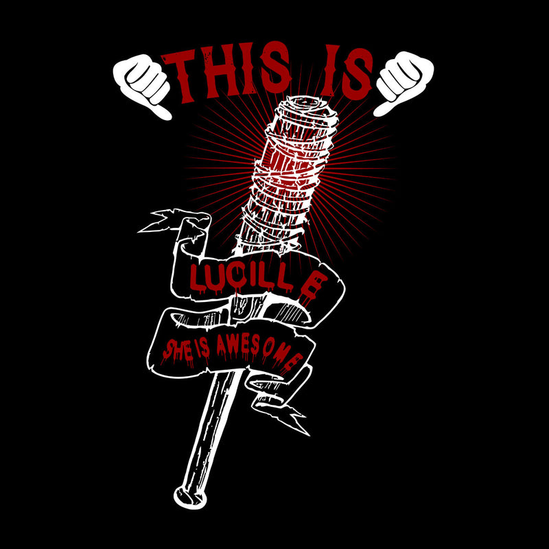 Walking Dead This Is Lucille