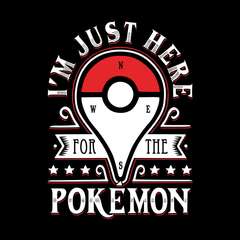 Catching Some Monsters Pokemon Go Men's Vest by Olipop - Cloud City 7