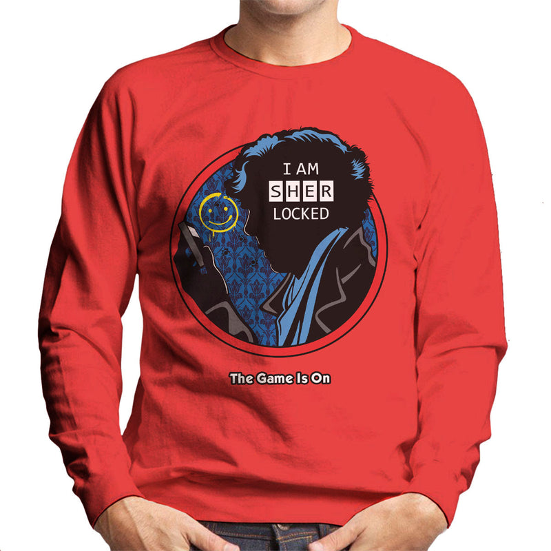 Detective Sherlocked Sherlock Men's Sweatshirt by Olipop - Cloud City 7