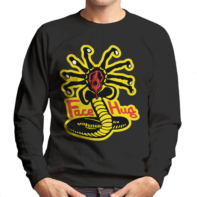 Facehugger Kai Aliens Men's Sweatshirt