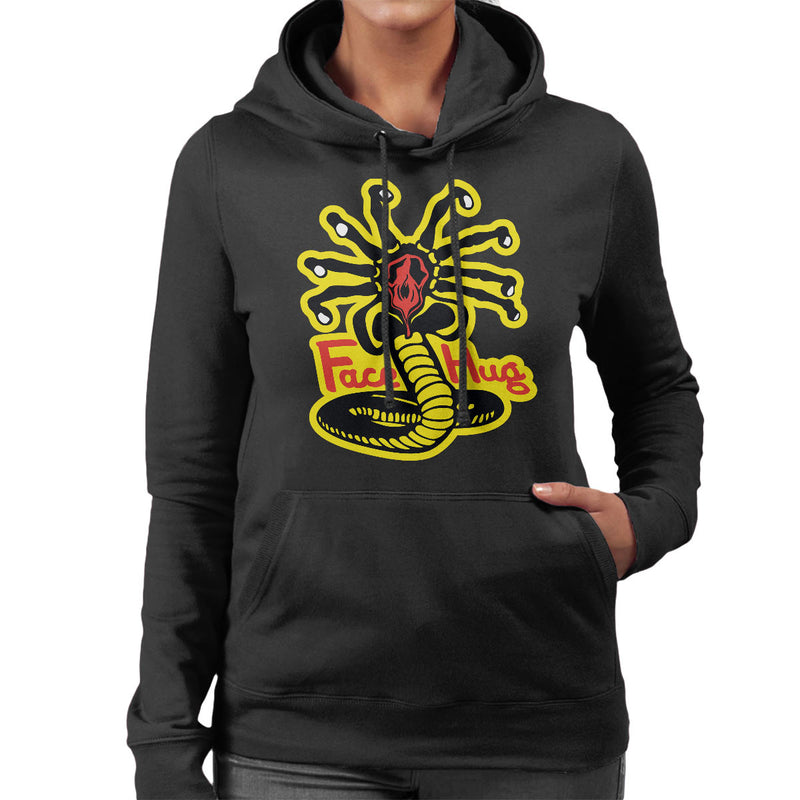 Facehugger Kai Aliens Women's Hooded Sweatshirt