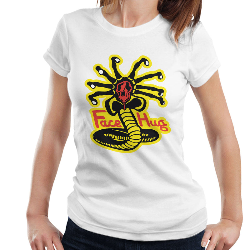 Facehugger Kai Aliens Women's T-Shirt by Olipop - Cloud City 7