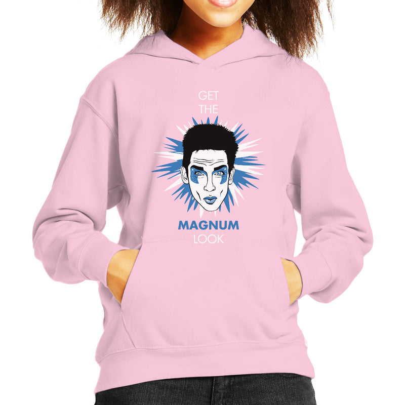 Get The Magnum Look Zoolander Kid's Hooded Sweatshirt by Olipop - Cloud City 7