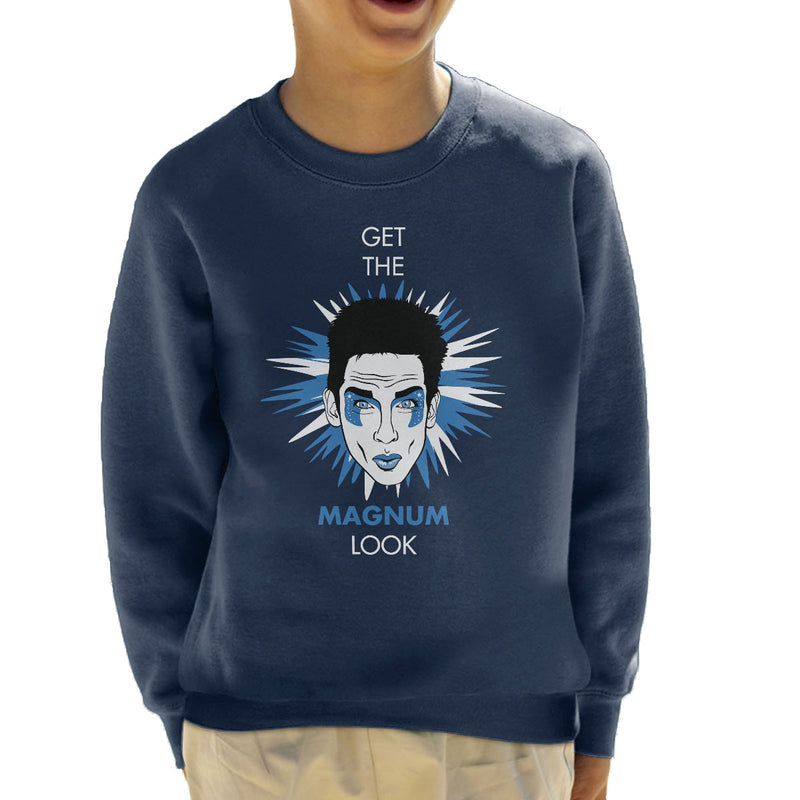 Get The Magnum Look Zoolander Kid's Sweatshirt