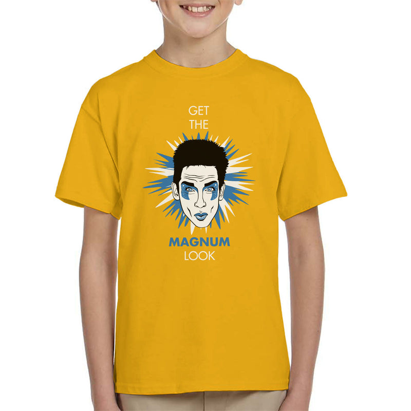 Get The Magnum Look Zoolander Kid's T-Shirt by Olipop - Cloud City 7