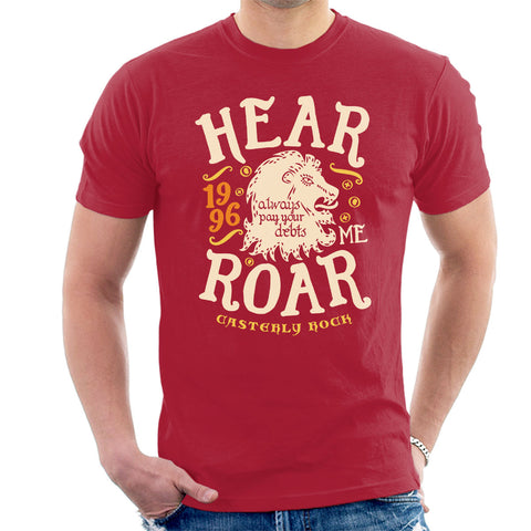 Hear Me Roar Catserly Rock Lannister Game Of Thrones