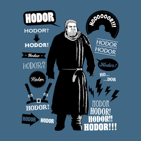 Hodor Quotes Game Of Thrones