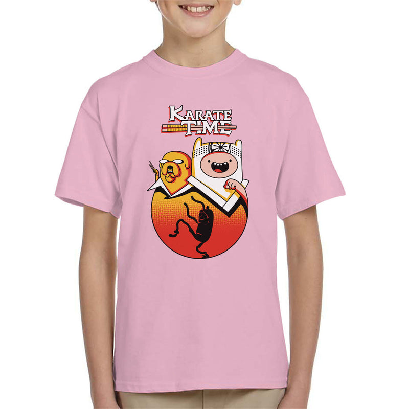 Karate Time Adventure Kid Kid's T-Shirt by Olipop - Cloud City 7