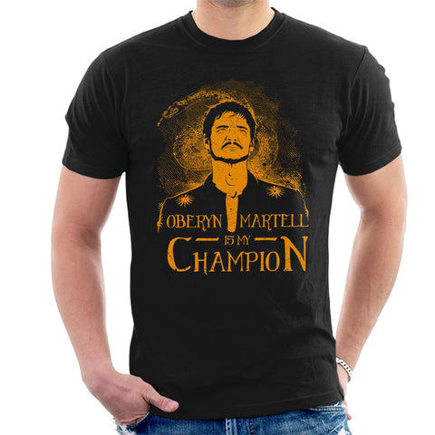 Oberyn Martell Is My Champion Game Of Thrones