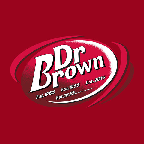 Doc Brown Dr Pepper Back To The Future