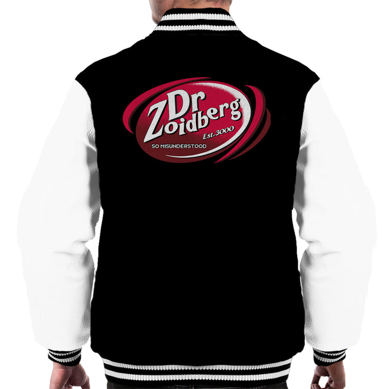 Dr Zoidberg So Misunderstood Dr Pepper Men's Varsity Jacket by MacXi - Cloud City 7