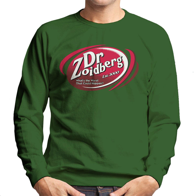 Dr Zoidberg Whats The Worst Dr Pepper Men's Sweatshirt by MacXi - Cloud City 7