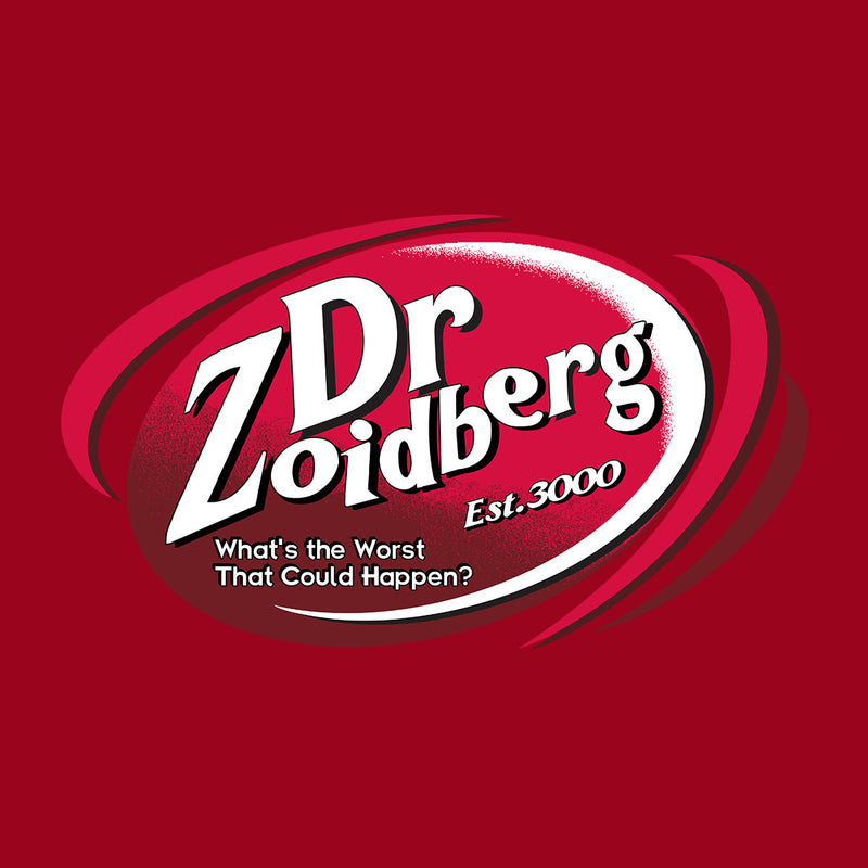 Dr Zoidberg Whats The Worst Dr Pepper Men's T-Shirt by MacXi - Cloud City 7