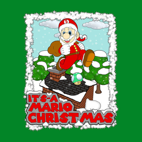 Its A Mario Chirstmas Super Santa