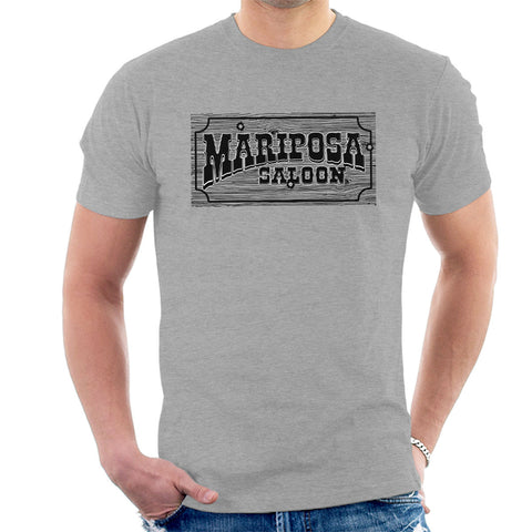 Mariposa Saloon Sweetwater Westworld Black