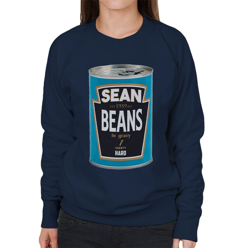 Sean Beans In Gravy 1 Variety Hard Women's Sweatshirt