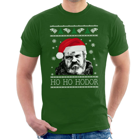 Game Of Thrones Ho Ho Hodor Christmas Knit