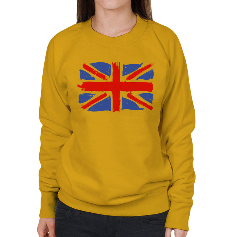 My Union Jack Women's Sweatshirt