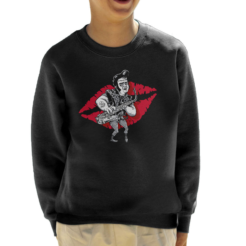 Rocky Horror Picture Show Eddie Kid's Sweatshirt by Bleee - Cloud City 7