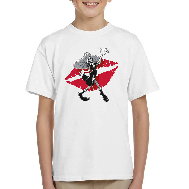 Rocky Horror Picture Show Magenta Kid's T-Shirt