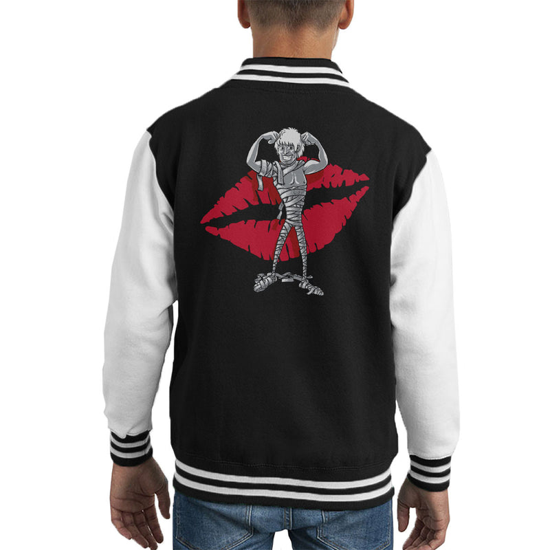 Rocky Horror Picture Show Rocky Kid's Varsity Jacket by Bleee - Cloud City 7
