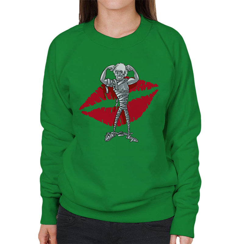 Rocky Horror Picture Show Rocky Women's Sweatshirt by Bleee - Cloud City 7