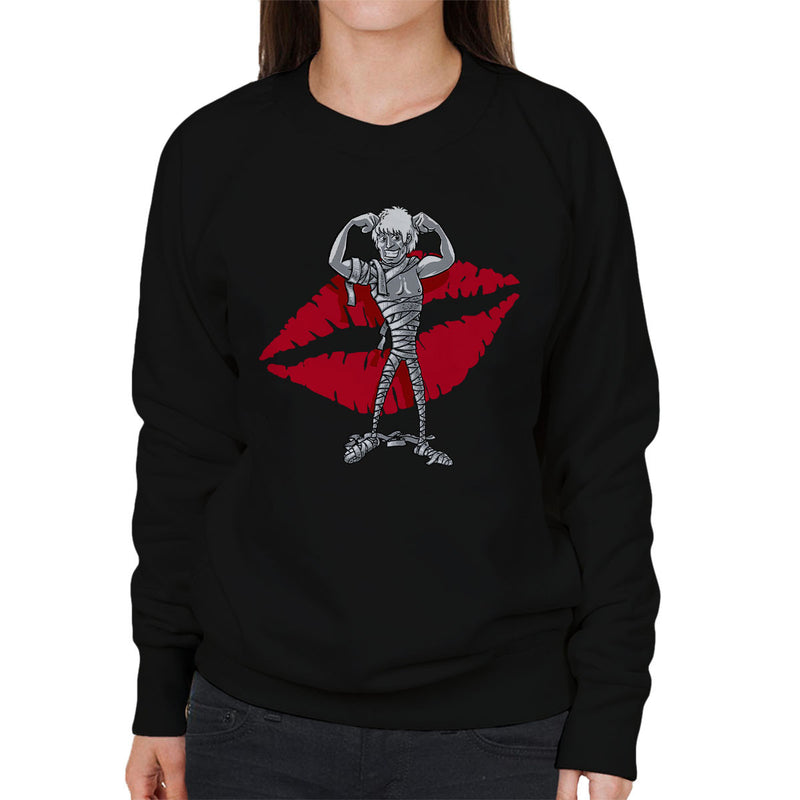 Rocky Horror Picture Show Rocky Women's Sweatshirt