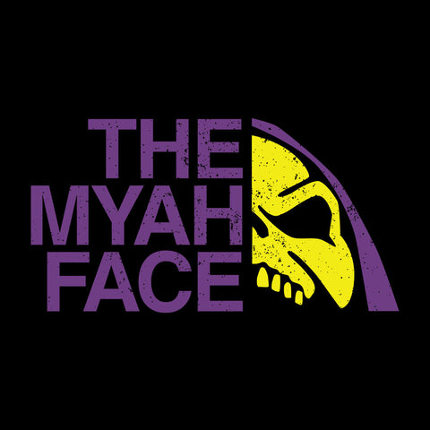 The Myah Face Skeletor Masters Of The Universe