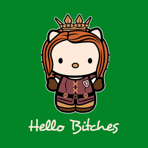 Hello Kitty Bitches Game Of Thrones